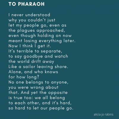 To Pharaoh 03192020 insta